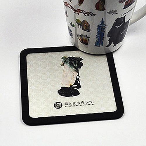 陽極印刷-鋁合金杯墊